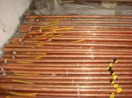 铜包钢接地极与离子接地极的区别