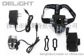 德莱特照明生产 led自行车灯 头灯