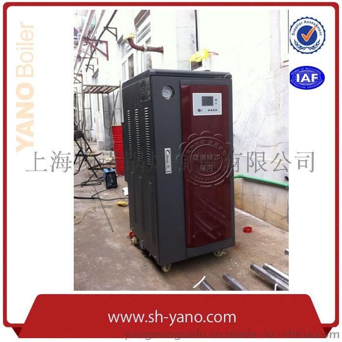 上海龙华斋食品有限公司使用36千瓦电蒸汽锅炉