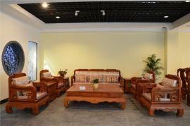 厂家红木沙发-缅甸花梨木沙发-红木沙发出售