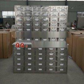 不锈钢中药柜会不会防潮 吉林60斗药房用中药柜橱柜图片及价格