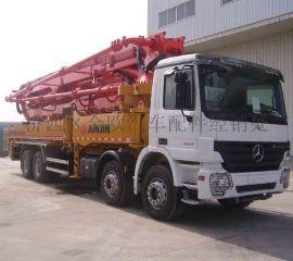 奔驰混凝土泵车OM501LA三滤