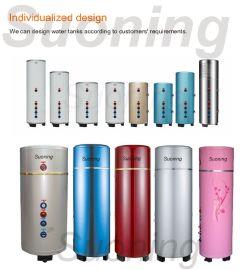 承压气能热水器水循环保温水箱
