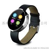 艾德加W01智能手表 带心率 远程拍照 信息推送
