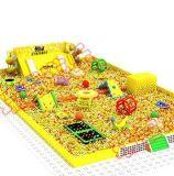 大小型室内儿童乐园拓展蹦床游乐场淘气堡设备