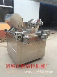 湖南油炸机生产厂家 全自动炸小黄鱼油炸机哪家好