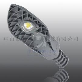 桂林LED60W葉子路燈頭廠家  LED集成路燈頭