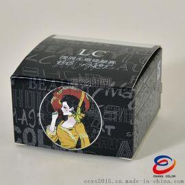 包装厂家专业定制生产  创**色韩式白卡纸礼品盒 特价批发