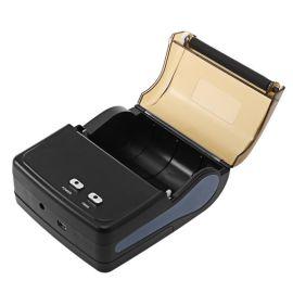 80mm便携蓝牙打印机 迷你热敏**打印 安卓 热敏打印机