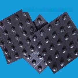 陵县HDPE塑料排水板厂家聚乙烯排水板
