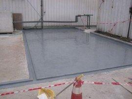 佛山江门玻璃钢防腐设备防腐环氧树脂地面钢构防腐衬里