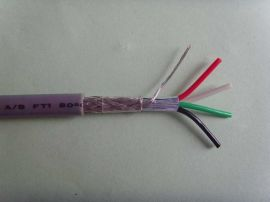 美标电缆UL2464屏蔽电子线厂家直销