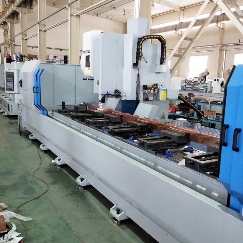 工业铝数控数控加工中心有色金属加工设备