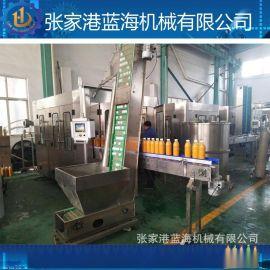 饮料灌装机 全套果汁三合一瓶装灌装机械 灌装生产线