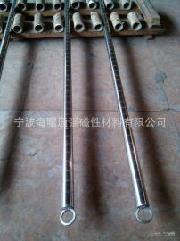 厂家生产磁组件过滤器磁力架,除铁棒磁铁,定制磁力架强力磁铁