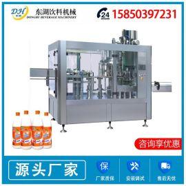 消毒液生产线 消毒杀菌喷雾剂灌装机 半自动膏体灌装机
