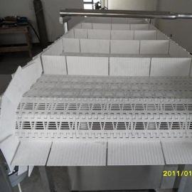 厂家专业定制模块网提升机 爬坡机 快递物流网带输送机 食品输送线 量大从优