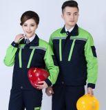 春秋工作服電焊服維修修理工廠車間建築工地工程服套裝