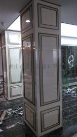 天津不锈钢装饰框线条框不锈钢门套不锈钢门