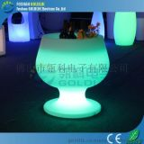 紅酒杯狀冰桶 LED七彩發光酒櫃 咖啡桌發光臺
