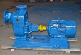 供应上海江鹿50ZW35-60型卧式电动不阻塞自吸式排污泵耐用方便