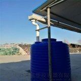 5噸塑料儲罐水箱耐酸鹼抗氧化5T水塔