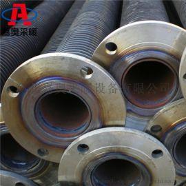 温室大棚  暖气片高频焊螺旋翅片管散热器焊接规格