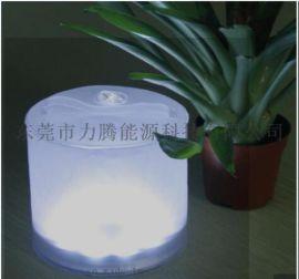 太阳能自动充气灯磨砂款式LED发光灯笼吹气灯笼