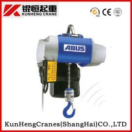 ABUS安博葫芦环链电动葫芦GM系列欧式葫芦