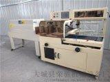 蒸汽收缩机 彩盒包装机 切膜机
