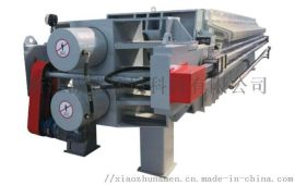 纺织厂,染料,印染-污水处理-污泥脱水机-压滤机