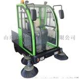 電動掃地機可開駕駛掃地機帶噴水滾刷邊刷掃吸結合