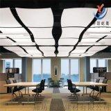 廠家定製玻纖吸音板垂片 平吊大板吸音吊片