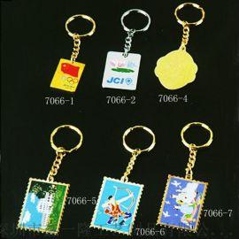 深圳金属钥匙扣制作 钥匙开模具定制  钥匙链厂家