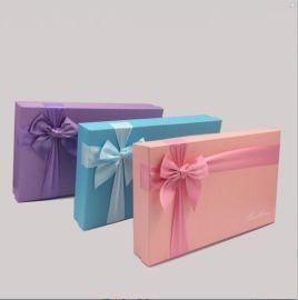 定做七夕新款星空棒棒糖包装盒香皂花巧克力创意包装礼盒
