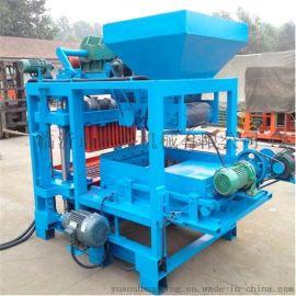 QTJ6-15型多功能全自动液压成型机 砖机 砖机设备