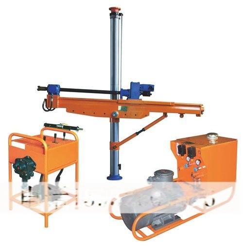 液压探水钻机型号汇总 液压架柱式钻机厂家提供