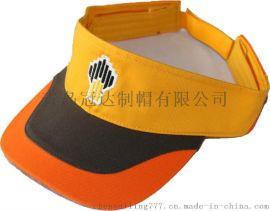 青岛冠达定制各式纯棉水洗棉时尚数码印花面料太阳帽