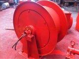 JTC型彈簧電纜捲筒 垂直卷取電纜捲筒 電動平板車電纜捲筒 80米卷取高度 質量可靠 價格合理