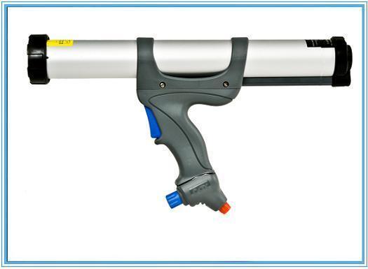英国cox气动打胶枪,气动玻璃胶枪,结构胶枪气动,600ml软胶枪包邮