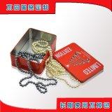 长方形马口铁促销礼品铁盒包装 安徽铁盒厂家定制马口铁盒
