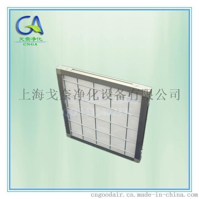 初效平铺板式过滤器(滤料:玻璃纤维/合成纤维)