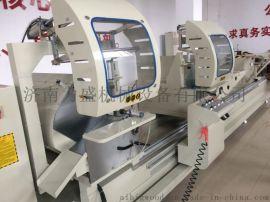 厂家直销LJZ2C-500×4200铝型材双头精密切割锯