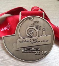 金属合金奖牌,运动会金属奖牌,马拉松比赛奖牌