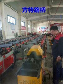 厂家生产YGTS-40型全自动数控钢筋锯切套丝线
