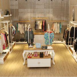 服装展示架厂家定制 服装店展示道具供应商  展示道具厂家定做