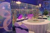 尊享定制水舞气泡水景墙屏风,水族气泡墙,泡泡屏风