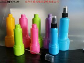 进口香水塑料瓶订做 喷雾瓶订做