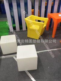 户外环保垃圾桶 圆形垃圾桶模具 小型垃圾桶模具