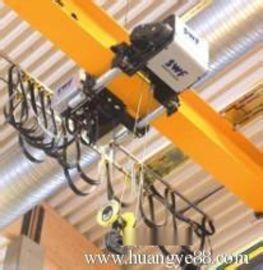 LX型电动单梁悬挂起重机  刚性轨道起重机